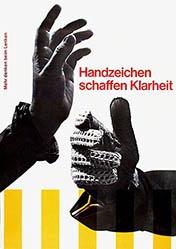 Bauer Fred - Handzeichen schaffen Klarheit