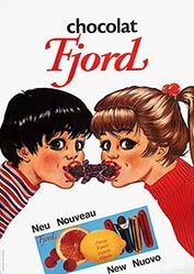 Anonym - Chocolat Fjord