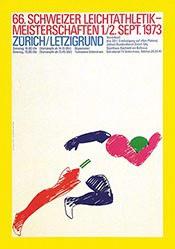 Looser-Brenner Heinz - Schweizer Leichtathletik-Meisterschaften