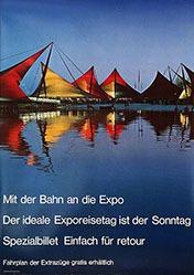 Hartmann / Rausser - Mit der Bahn an die Expo