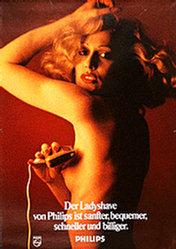 GGK Werbeagentur - Philips Ladyshave