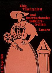 Henkel Wolf Atelier - Eidg. Trachtenfest Luzern