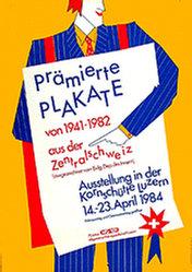 Troxler Niklaus - Prämierte Plakate