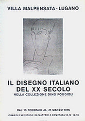 Anonym - Il disegno italiano del XX secolo