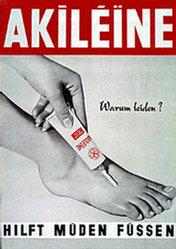 Anonym - Akiléine