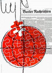 Jaeggi Othmar - Basler Nachrichten