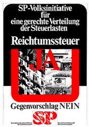 Kammerer Bruno - Reichtumssteuer Ja