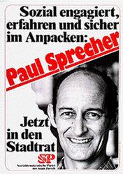 Kammerer Bruno - Paul Sprecher