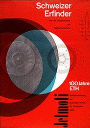 Zryd Werner - Schweizer Erfinder - 100 Jahre ETH