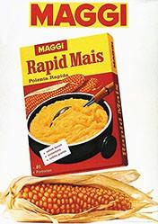 Farner Rudolf Werbeagentur - Maggi Rapid Mais