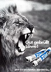 Anonym - Gut gebrüllt Löwe!
