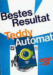 Stoecklin Dieter - Teddy Automat