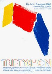 Brauchli Pierre - Triptychon