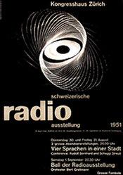 Honegger-Lavater Gottfried - Radio Ausstellung