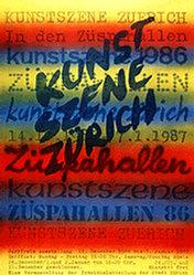 Monogramm Ask - Kunstszene Zürich