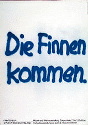 Schnyder Franz Werbeagentur - Die Finnen kommen