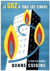 Loutan H. Atelier - Le Gaz à tous les etages