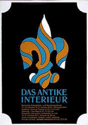 Jost Heinz - Das antike Interieur