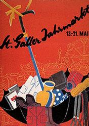 Herzog Atelier - St. Galler Jahrmarkt