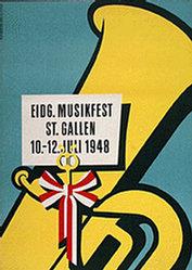Bosshard Arnold - Eidg. Musikfest St. Gallen