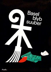 Brun Donald - Basel blyb suuber