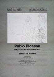 Odermatt Siegfried - Pablo Picasso
