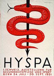 Anonym - Hyspa Bern