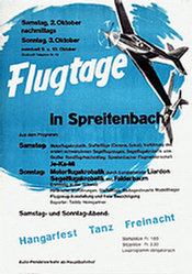 Anonym - Flugtage Spreitenbach
