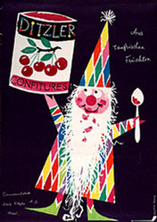 Leupin Herbert - Ditzler Confitures