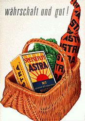 Anonym - Astra Speisefett