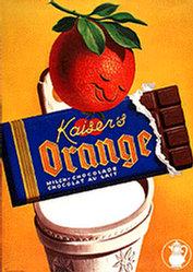 Trapp Willi - Kaiser's Orange