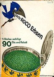 Steinmann & Bolliger - zarte Roco Erbsen