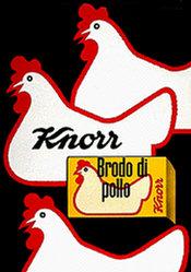 Neukomm Fred - Knorr Brodo di pollo