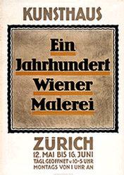 Anonym - Ein Jahrhundert Wiener Malerei