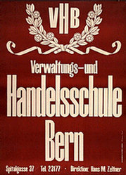 Hartmann Hans / Casal - Handelsschule Bern