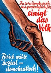 Scherer Carl - Sozialdemokratisch