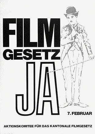 Kipf Atelier - Filmgesetz Ja