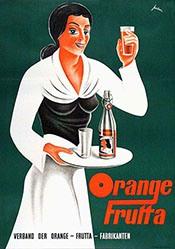 Justesen - Orange Frutta