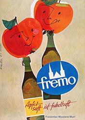 Koella Alfred - Fremo Apfelsaft
