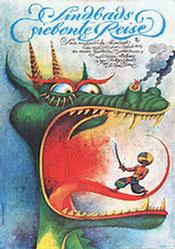 Vonderwerth - Sindbads siebte Reise