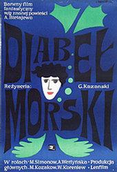 Treutler Jerzy - Diabel Morski