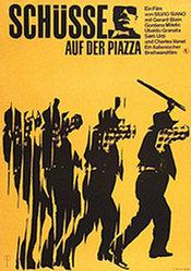 Kummert - Schüsse auf der Piazza