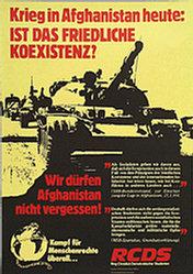 Enk & Posse - Krieg in Afganistan heute: