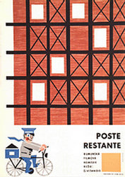 Qubicek Jan - Boste Restante