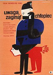 Cherka J. - Uwage zaginal chfopiec