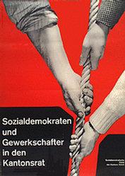Honegger-Lavater Gottfried - Sozialdemokraten