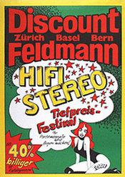 Anonym - Discount Feldmann