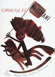 Weiskönig Werner - Chocolat Maestrani
