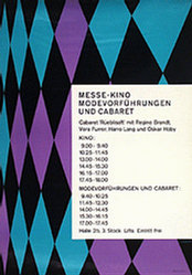 Brun Donald - Messe-Kino