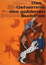 Anonym - Goldener Buddhas